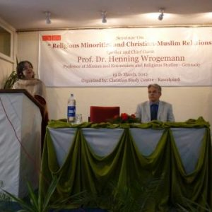 Religious Minorities And Christian-Muslim Relations