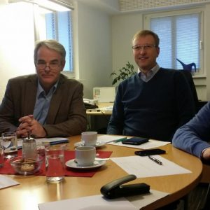 Vorbereitungen Zum Programm Global Institute Of Theology 2017